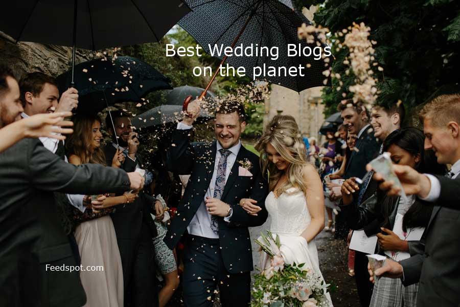 Top Wedding Blogs On The Web Feedspot Blog
