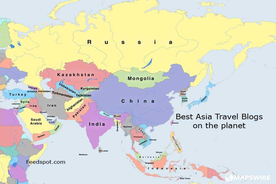 Asia Travel Blogs