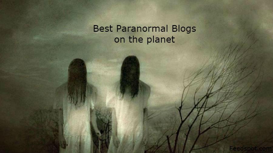 Paranormal Blogs