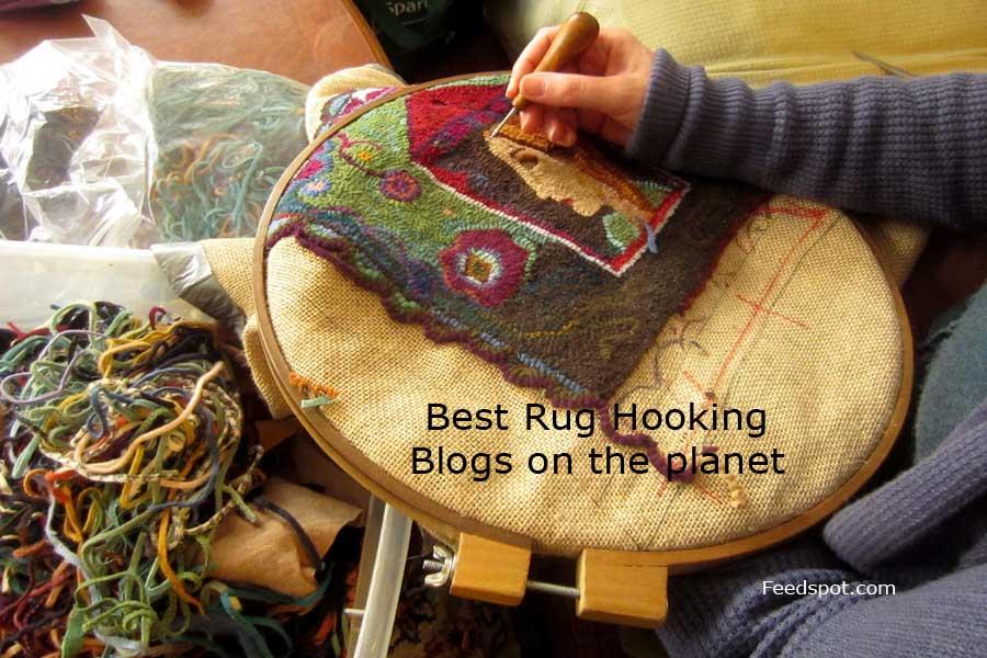 Rug Hooking Blogs