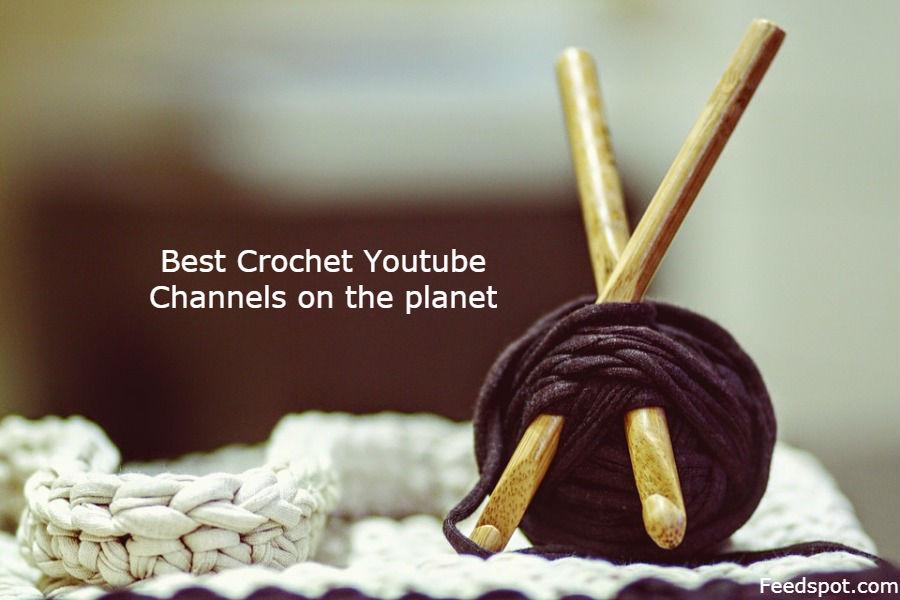 Crochet Youtube Channels