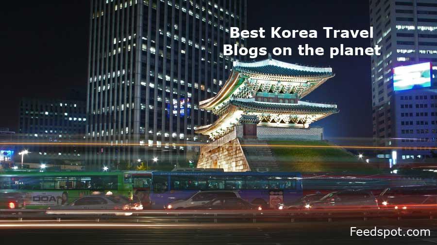 Korea Travel Blogs