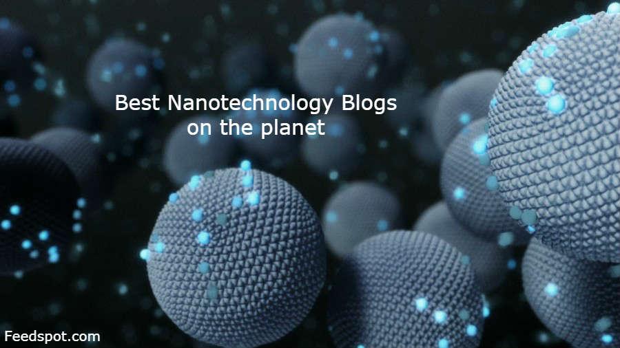 Nanotechnology Blogs