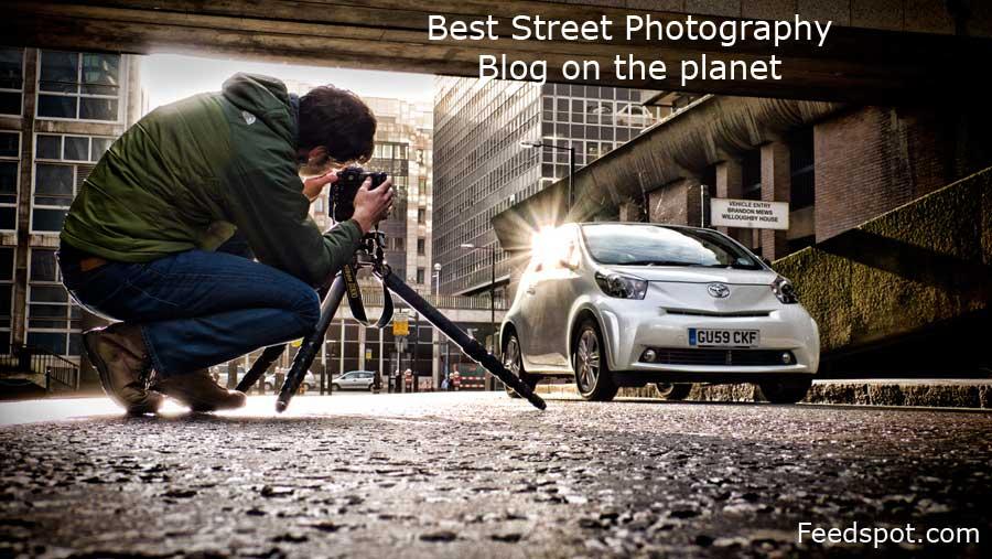 Street Photography Blogs