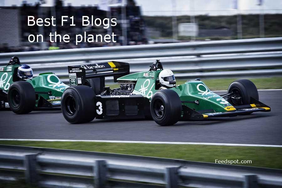 F1 Blogs