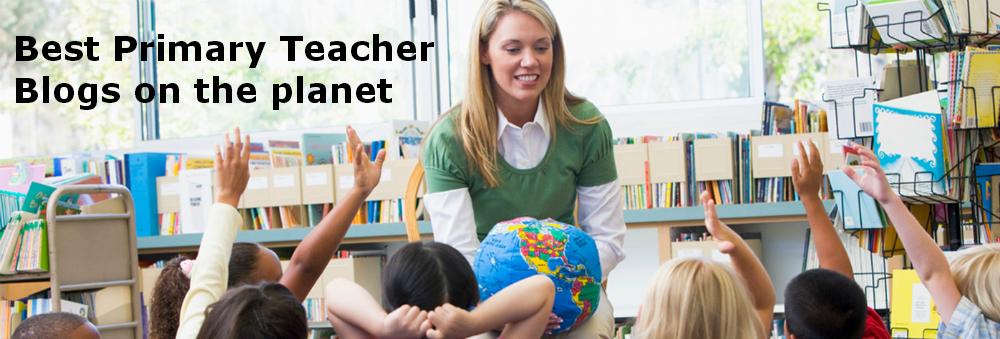 Primary Teacher Blogs
