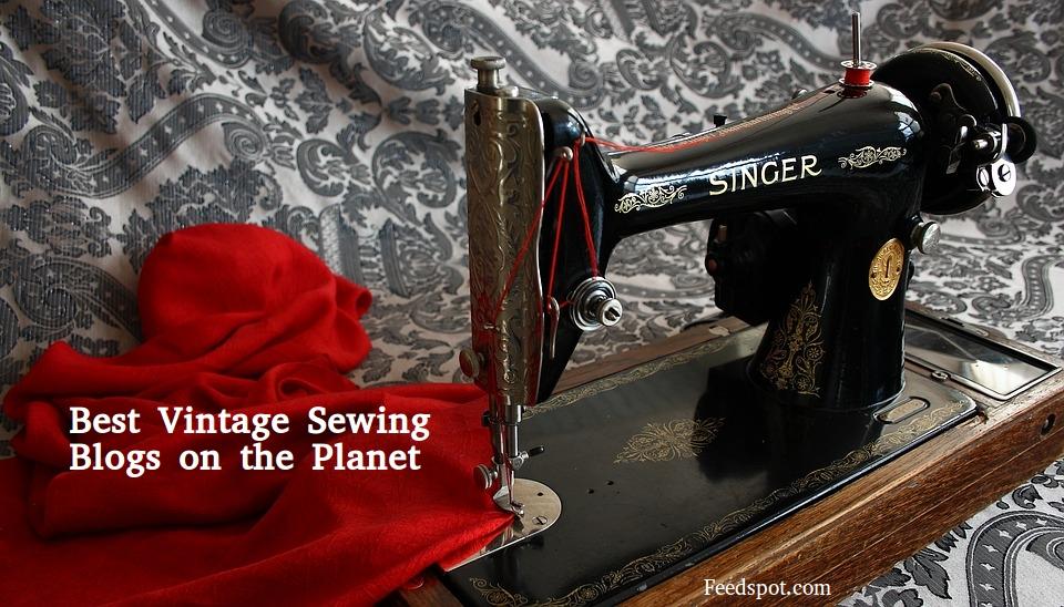 Vintage Sewing Blogs 26