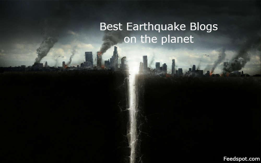 Earthquake Blogs