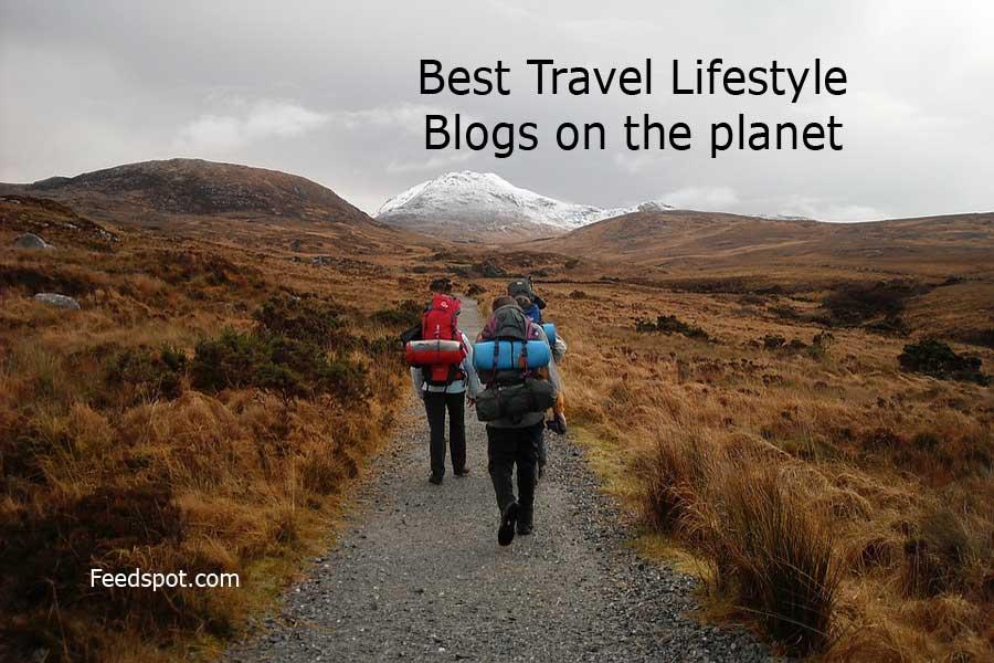 Travel Lifestyle Blogs