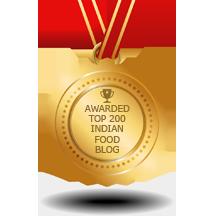 Top 200 Indian Food Blogs