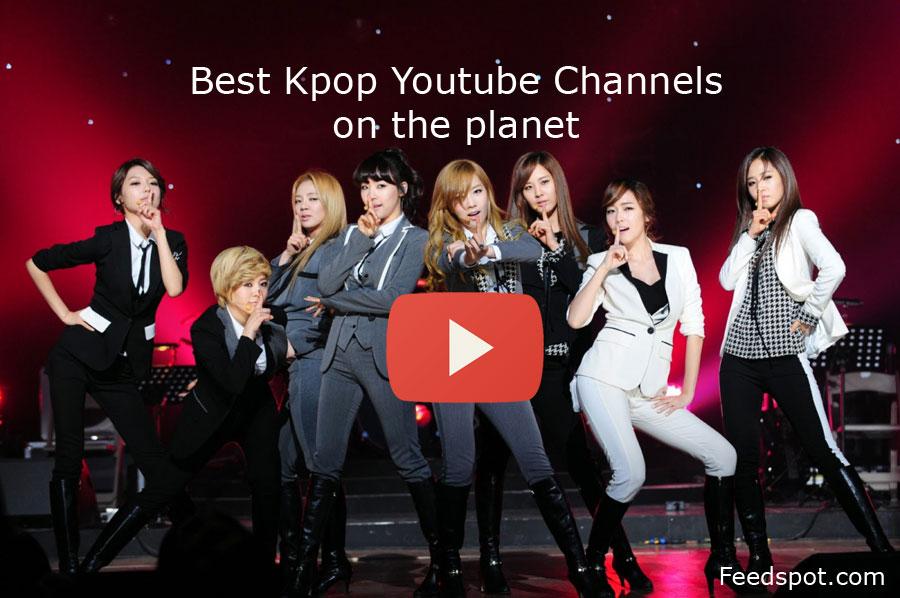 Kpop Youtube Channels