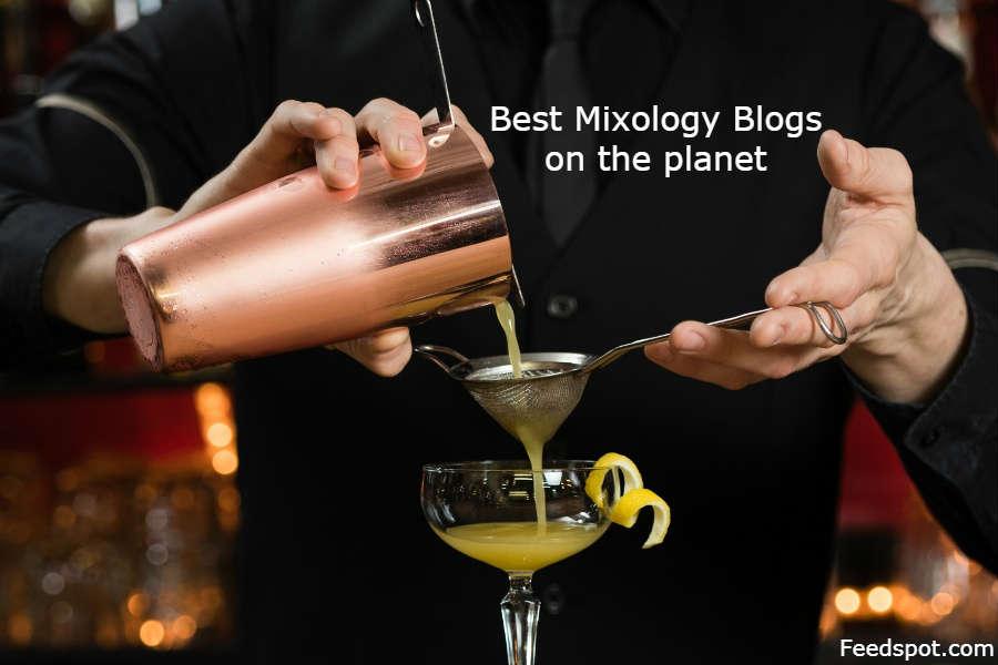Mixology Blogs