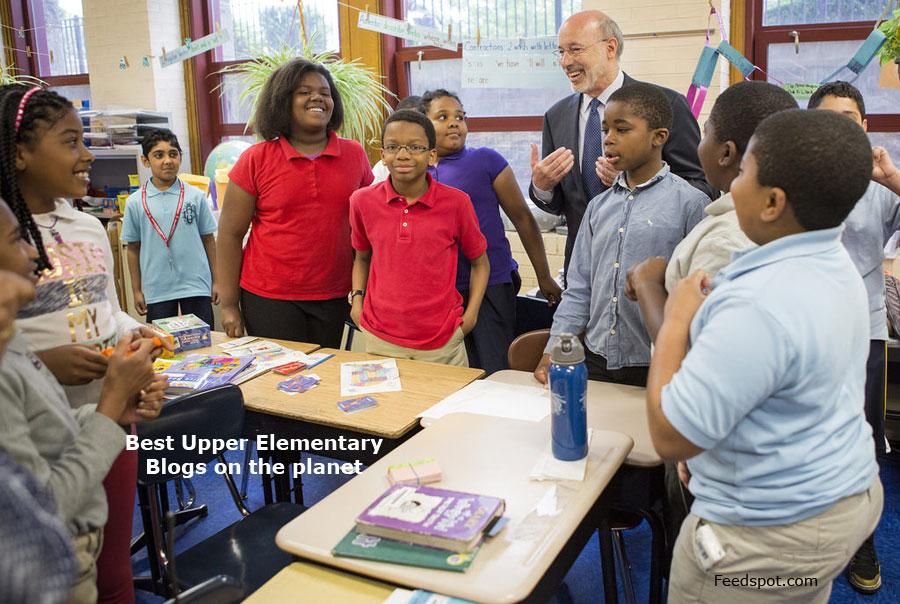 Upper Elementary Blogs