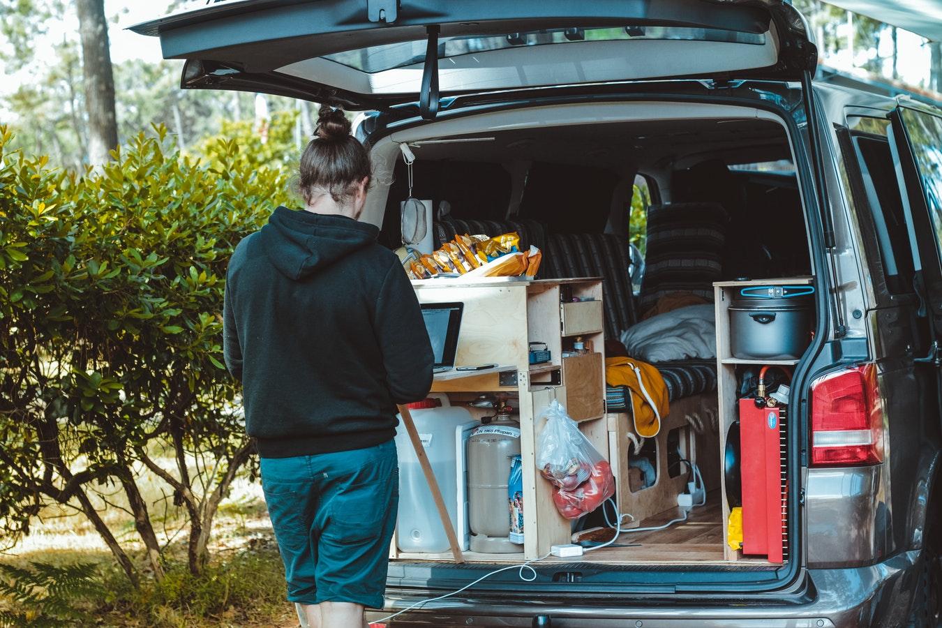 Top 100 Van Life Blogs On The Web  Campervan Blogs  Van -5254