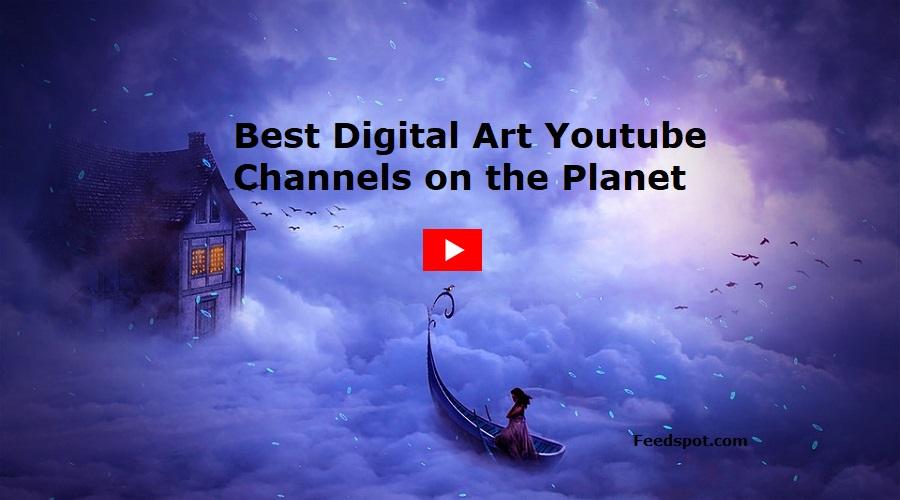 Digital Art Youtube