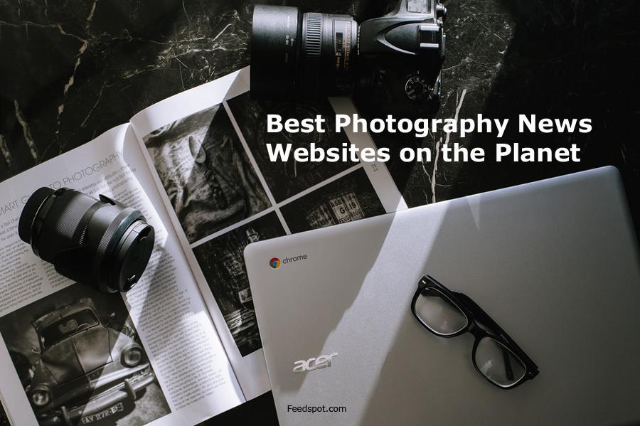 Photography News Websites