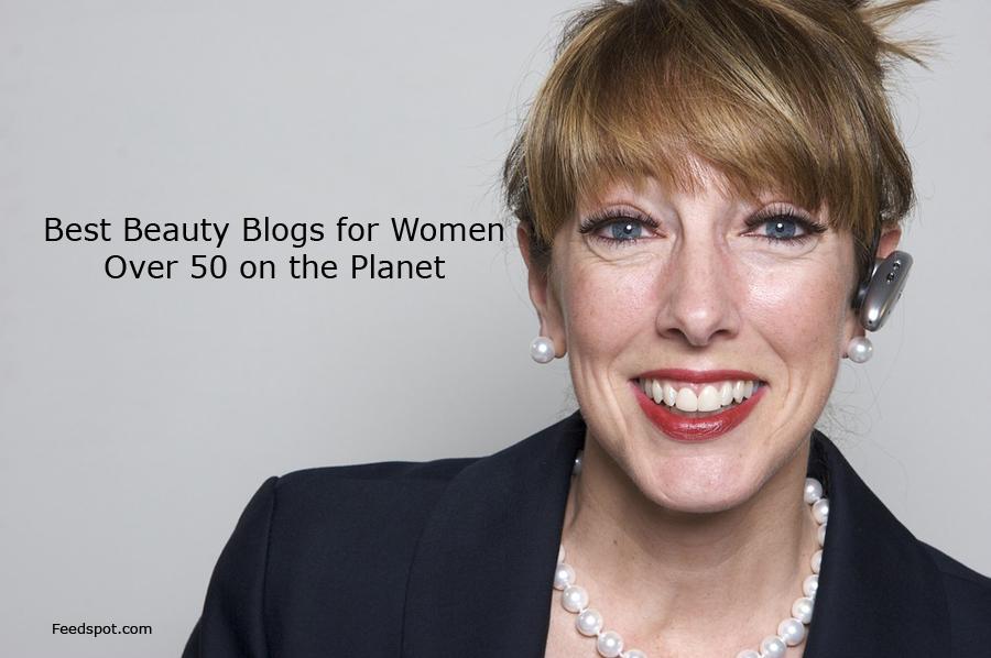 Beauty Blogs for Women Over 50