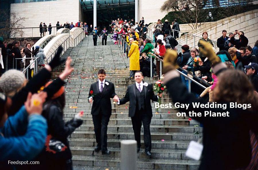 Gay Wedding Blogs
