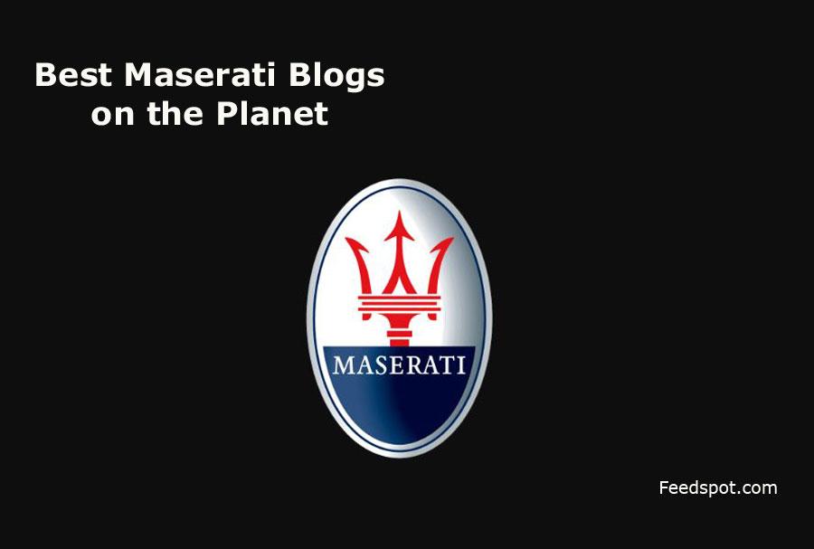 Maserati Blogs