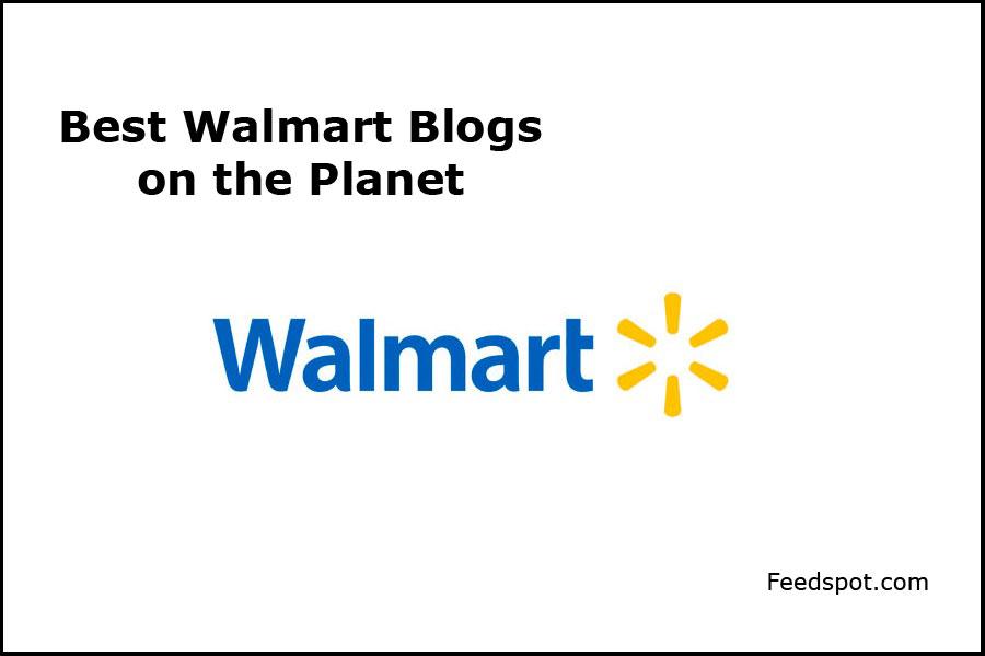 Walmart Blogs