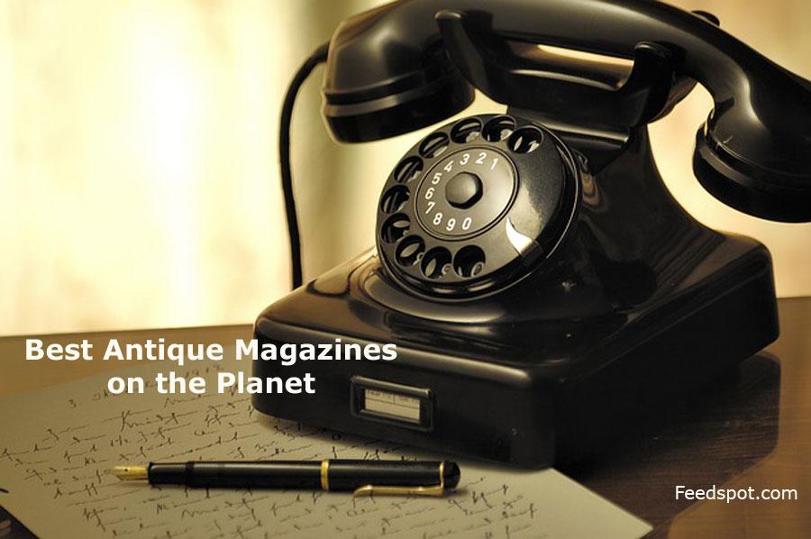 Antique Magazines