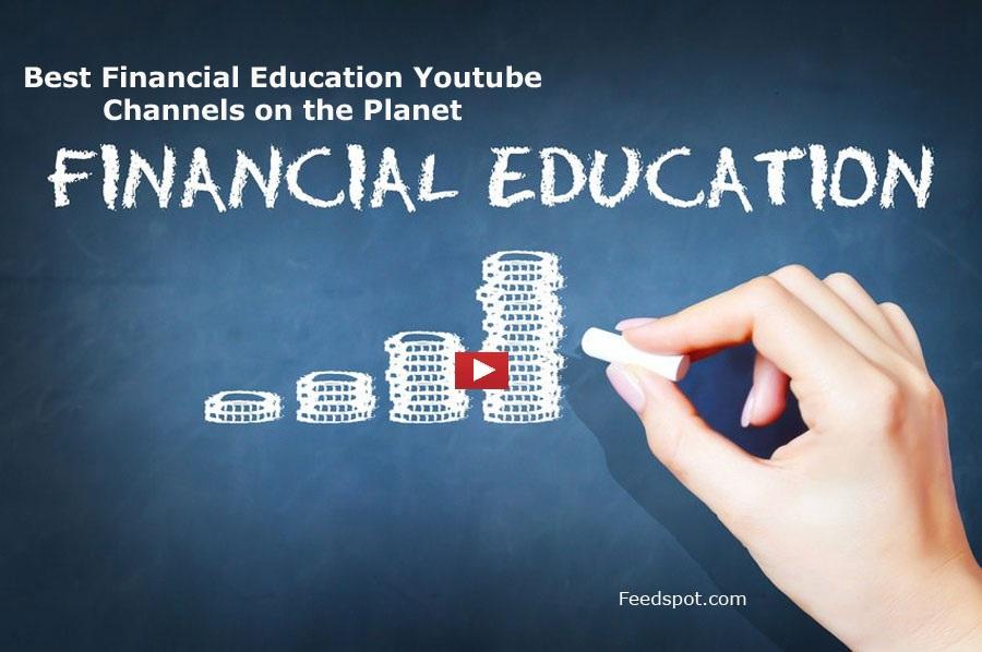 Financial Education Youtube Channels