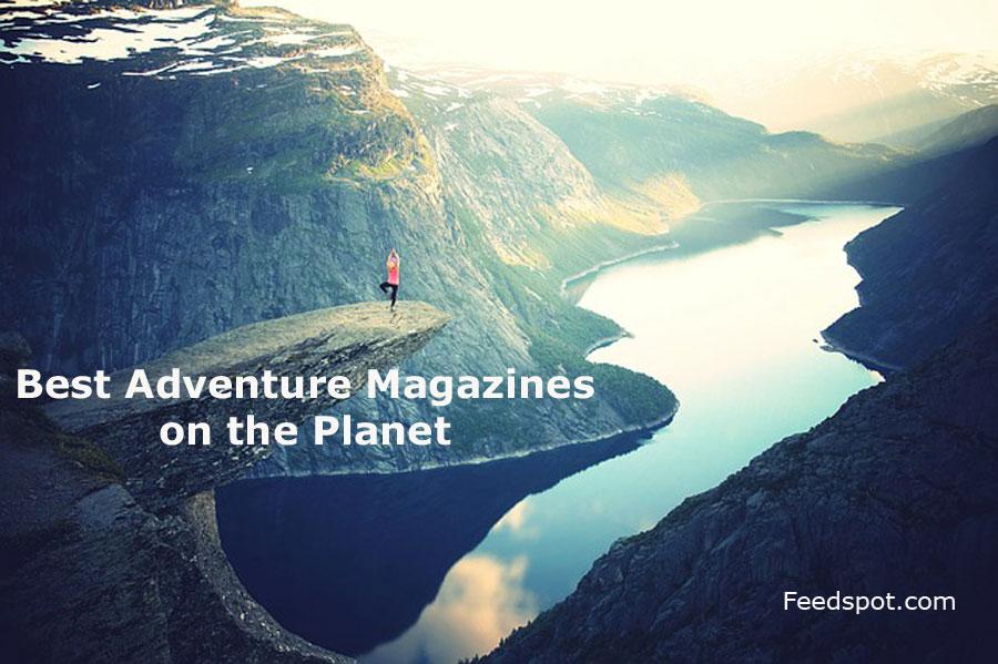 Adventure Magazines