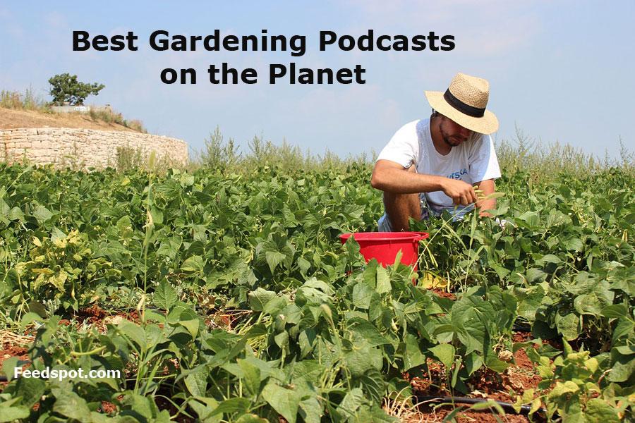 Gardening Podcasts