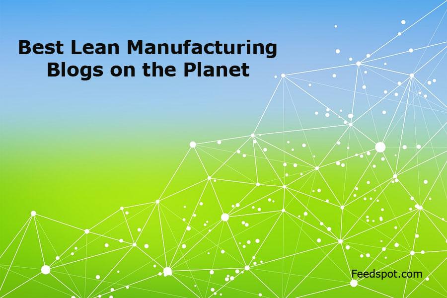 Lean Manufacturing Blogs