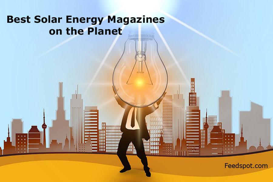 Solar Energy Magazines
