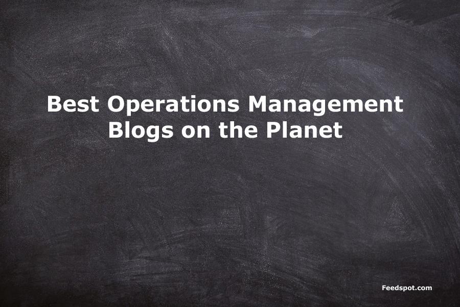 Operations Management