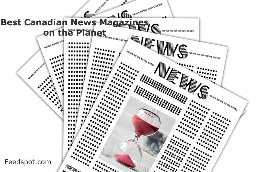 Canadian News Magazines