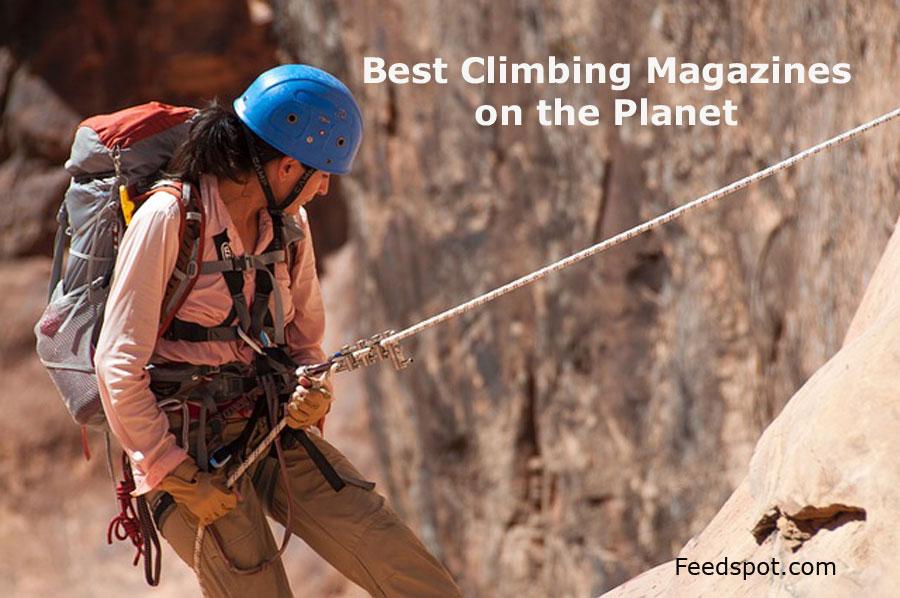 Climbing Magazines