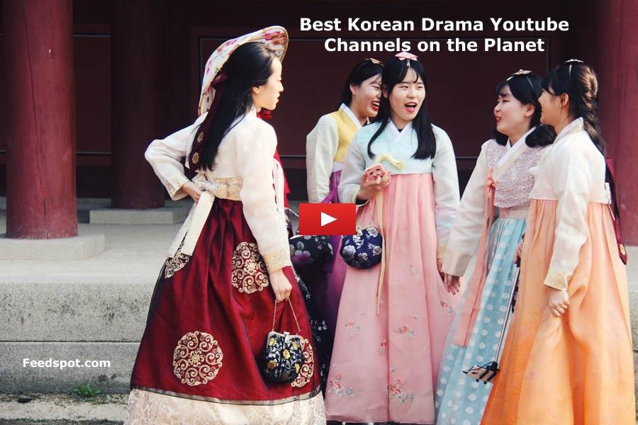 Korean Drama Youtube Channels