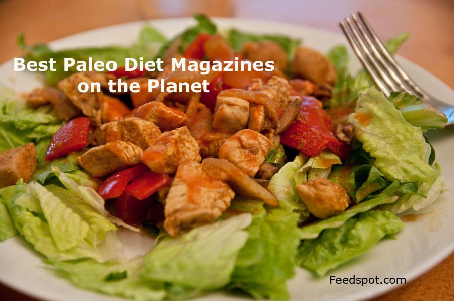 Paleo Diet Magazines
