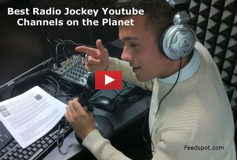 Radio Jockey Youtube Channels