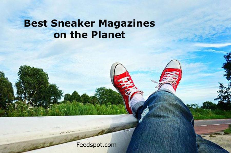 Sneaker Magazines