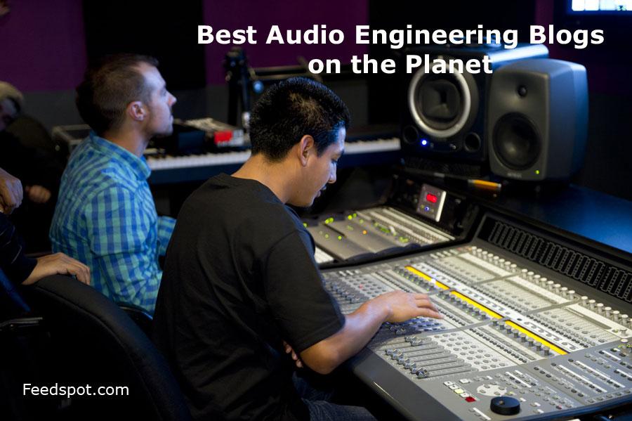 Audio Engineering Blogs
