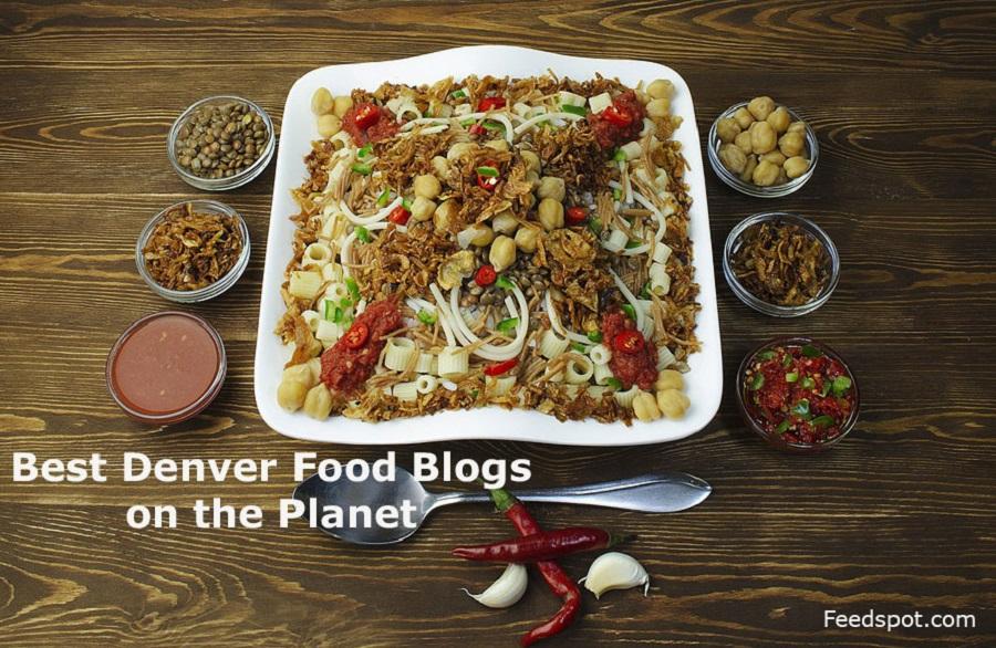 Denver Food Blogs