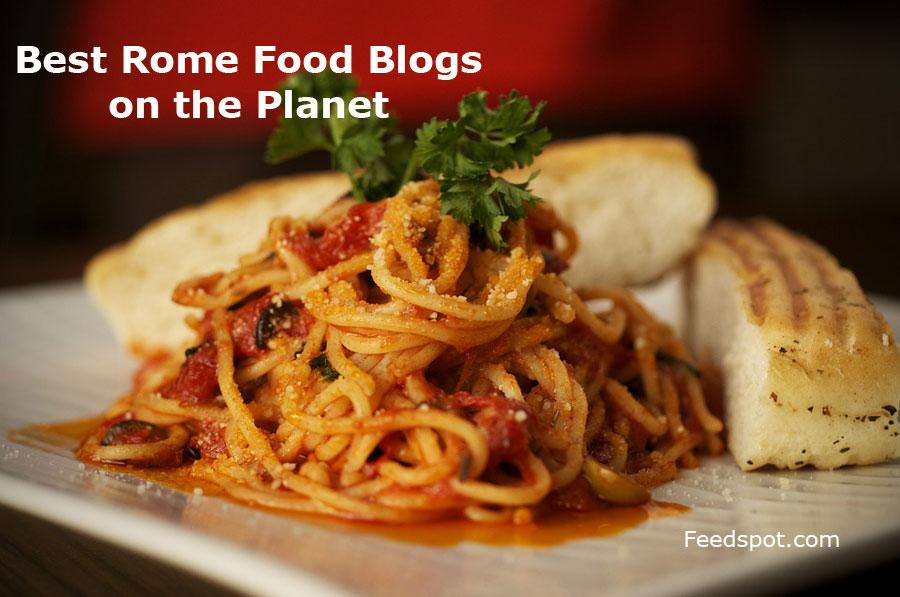 Rome Food Blogs