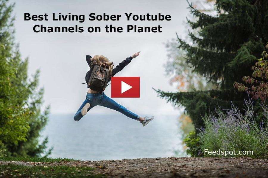 Living Sober Youtube Channels