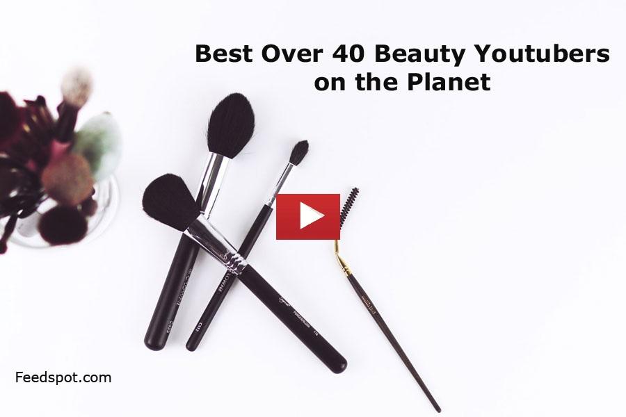 Over 40 Beauty Youtubers