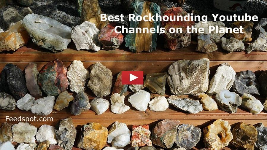 Rockhounding Youtube Channels
