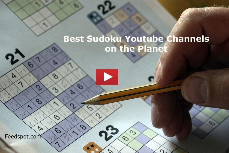 Sudoku Youtube Channels