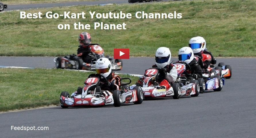 Go-Kart Youtube Channels
