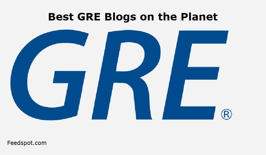 GRE Blogs