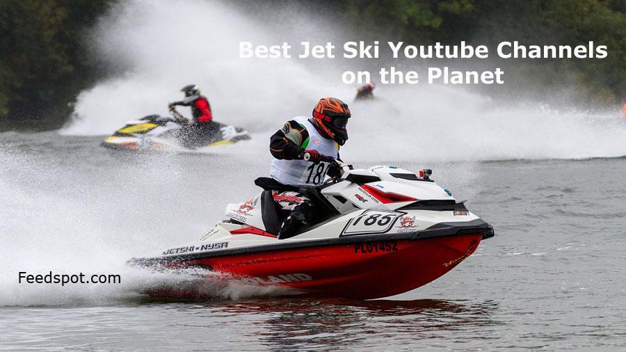 Jet Ski Youtube Channels