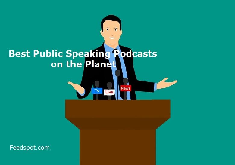 Public Speaking Podcasts