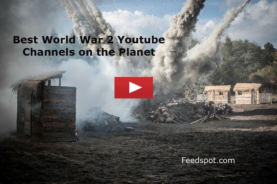 World War 2 Youtube Channels
