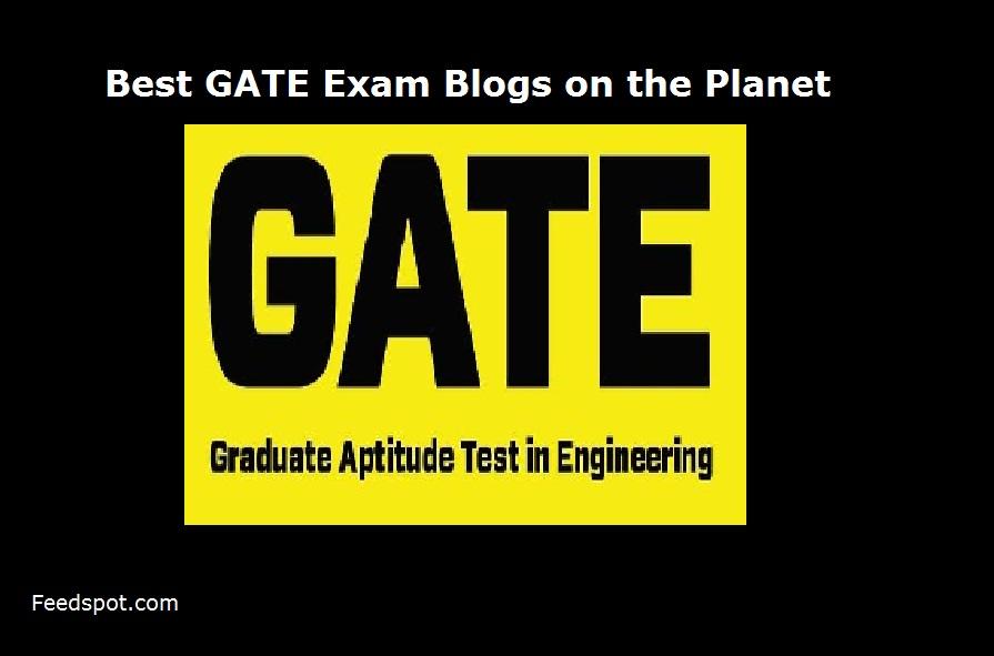 GATE Exam Blogs